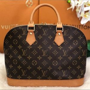 ♥️Louis Vuitton Alma Pm